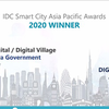 Lewat Program Desa Digital, Jabar Raih Penghargaan Internasional IDC Smart City Asia/Pacific Awards