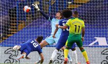 Chelsea vs Norwich City: Gol Giroud Amankan The Blues di Peringkat Ketiga