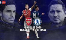 Link Live Streaming Arsenal vs Chelsea, Final FA Cup Sabtu 1 Agustus 2020