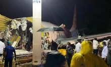 Pesawat Air India Express 'Crash Landing', 17 Penumpang Tewas