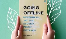 Review Buku Going Offline Karya Desi Anwar
