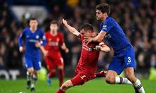 Sedang Berlangsung Link Live Streaming Big Match Chelsea sS Liverpool