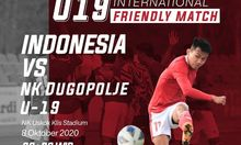 Link Live Streaming Mola TV Timnas Indonesia U-19 vs NK Dugopolje Malam Ini