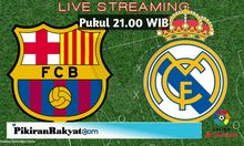 Link Live Streaming Barcelona Vs Real Madrid, El Clasico: Ramos Siap Jaga Palang Pintu