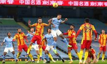 Hasil Pertandingan Manchester City vs West Brom: Skor 1-1