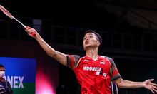 Head to Head Ginting VS Gemke di Perempat Final Yonex Thailand Open 2021