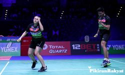 Ganda Campuran Indonesia Gagal Melangkah ke Final All England 2019