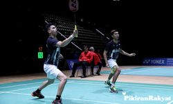 Swiss Open 2019, Satu Tiket Semi Final Diamankan Ganda Putra Indonesia