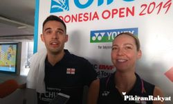 Indonesia Open, Turnamen Favorit Chris-Gabrielle Adcock