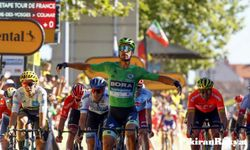 Sagan Kuasai Etape V Tour de France