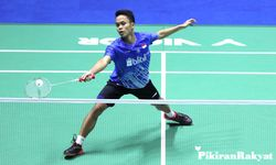 Anthony Amankan Tiket Semifinal China Open 2019