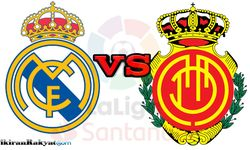 SEDANG BERLANGSUNG Live Streaming Real Madrid vs Mallorca