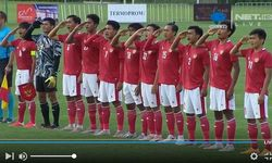 SERU!!!, Ini Link Live Streaming Net dan Mola TV Timnas U-19 Vs Qatar