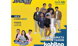 Kahitna Bakal Tampil di Konser The Journey Volume 2 bank bjb