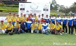 Tim Candaan Bandung Juara Golf The Match Play