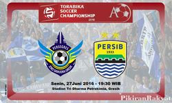 I Made Blunder, Persegres Unggul 1-0
