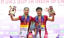 Indonesia Raih Dua Gelar India Master 2018