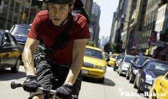 Jadwal Acara TRANS TV Minggu, 27 September 2020: Bioskop Trans TV: Premium Rush