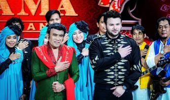 Lirik Lagu Let's Have Fun Together Oleh Ridho Rhoma
