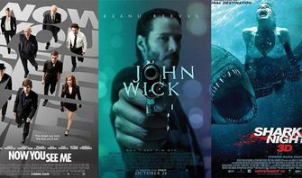 Jadwal Bioskop Trans TV Malam Ini Sabtu 30 Mei 2020 - John Wick, Now You See Me & Shark Night
