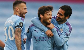 Man City vs Newcastle: David Silva Jadi Motor Kemenangan 5-0 The Citizens