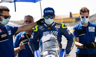 Jelang WorldSSP Portimao, Portugal :   Galang Hendra Siap All Out Raih Poin