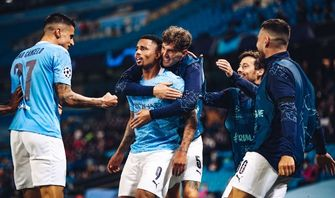 Link Live Streaming Liga Champions Manchester City vs Lyon