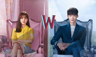 Link Live Streaming Drama Korea Trans TV W Two Worlds Apart Episode 7 Selasa 22 September 2020