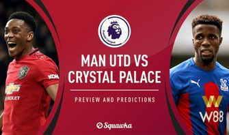 LINK LIVE STREAMING Mola TV Laga Man United vs Crystal Palace Liga Inggris