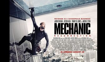 Jadwal Film Trans TV Rabu 23 September 2020, Ada Mechanic: Resurrection Dibintangi Jason Statham