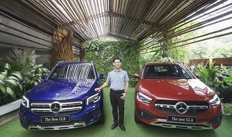 Mercedes-Benz, Luncurkan The New Mercedes-Benz GLA dan GLB di Indonesia