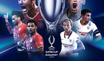 Link Live Streaming pertandingan UEFA Super Cup Bayern Munchen vs Sevilla