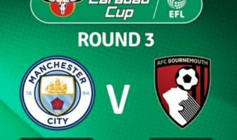 Sedang Berlangsung, Link Live Streaming Laga Manchester City vs Bournemouth, Kick Off di mulai.