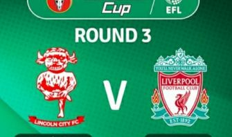 Gratis Link Live Streaming Lincoln City vs Liverpool di Carabao Cup 25 September 2020 Dini Hari