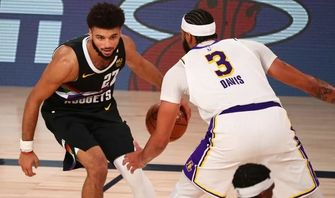 LINK LIVE STREAMING Lakers Vs Nuggets di Vidio, Pertandingan NBA Play-off Final Wilayah Barat
