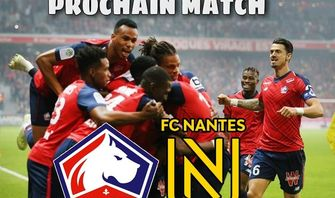 LINK LIVE STREAMING Lille vs Nantes, Ditinggal Osimhen Malah Makin Gacor Les Dogues