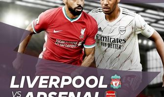 SEDANG BERLANGSUNG, Ini Link Live Streaming Liverpool vs Arsenal di MOLA TV dan NET TV