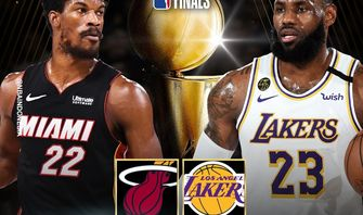 Belum Nonton Game 1 Final NBA 2020? Ini Link Full Video Miami Heat vs LA Lakers 1 Oktober 2020