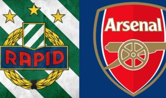 Sedang Berlangsung, Ini Link Live Streaming Rapid Wien vs Arsenal UEFA Champions League 2020