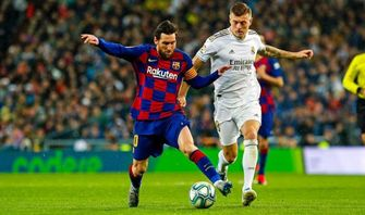 LIVE STREAMING Barcelona vs Real Madrid di BeIN SPORTS, Ini Link Siaran Langsung TV Onlinenya