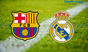 Sedang Berlangsung, Link Live Streaming Gratis Barcelona Vs Real Madrid, Half Time Skor  1-1