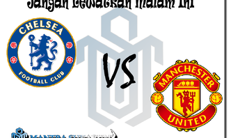 Link Live Streaming Manchester United vs Chelsea di Mola TV, 24 Oktober 2020