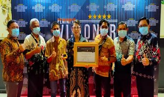 Tjhai Chui Mie Raih Indonesia The Best Innovative Figures Award 2020