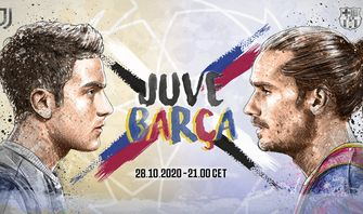 Link Live Streaming Juventus vs Barcelona di beIN Sport dan SCTV Kick Off 03:00 WIB