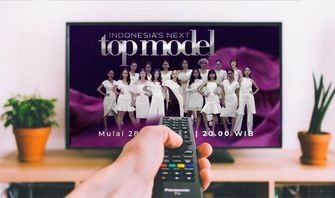 Jadwal Acara TV: NetTV Sabtu 23 Januari 2021, Ada Hercai, Indonesia's Next Top Model