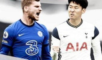 Saksikan Live Streaming Laga Big Match Chelsea vs Tottenham Malam Ini