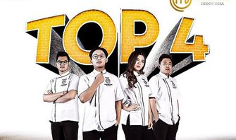 Link Streaming MasterChef Indonesia Season 7 Episode 20 Hari Ini Sabtu, 5 Desember 2020: TOP 4