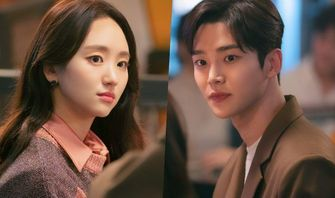 Preview She Would Never Know Episode 1, Rowoon SF9 dan Won Jin Ah Saling Bertukar Tatapan