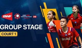 Link Live Streaming Group Stage 1 BWF World Tour Finals 2020 di TVRI, Vidio, dan UseeTV