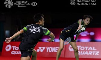BWF World Tour Finals 2020:Hari Kelabu Bagi Ganda Campuran Indonesia